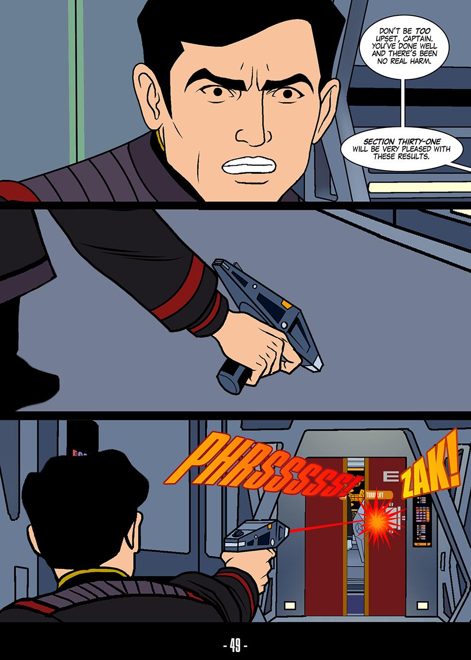 Enterpise-G  Episode 1  Where No Man Can Go  Page 49